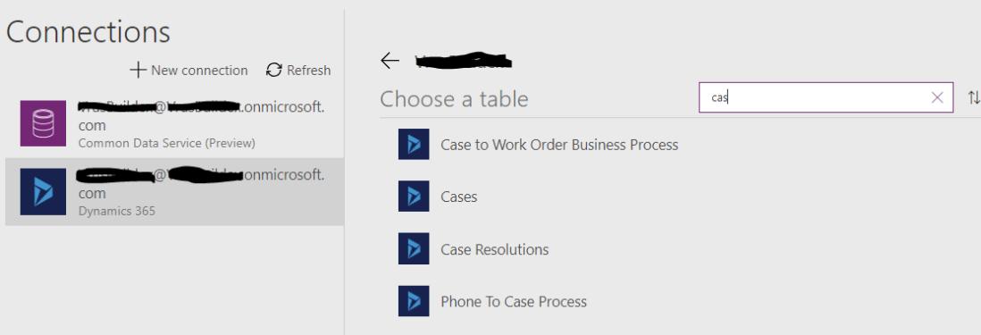 Create New App6