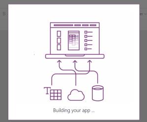 Create New App7