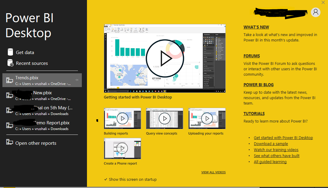 download PowerBI desktop2