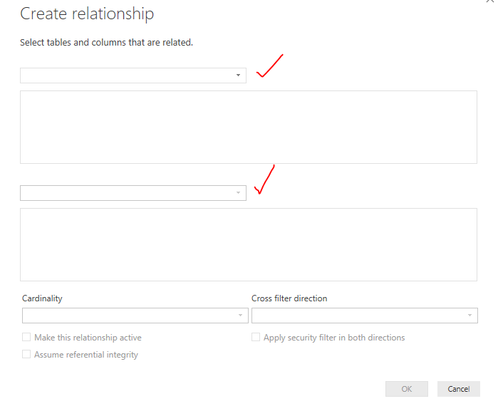 DataMOdeling Manage add relationships1
