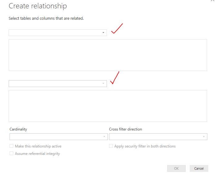DataMOdeling Manage add relationships1